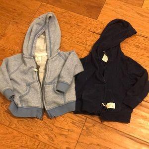 Infant light jacket